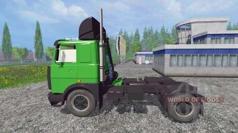 MAZ-5432 pour Farming Simulator 2015