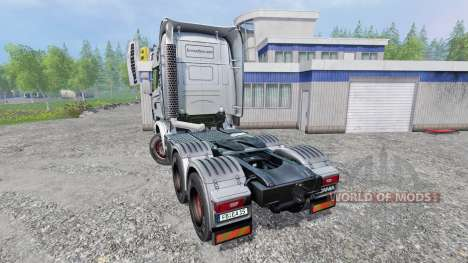 Scania R730 [euro farm] v0.9 für Farming Simulator 2015