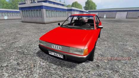 Audi 80 B3 1988 für Farming Simulator 2015