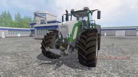 Fendt 936 Vario [washable] v4.0 für Farming Simulator 2015