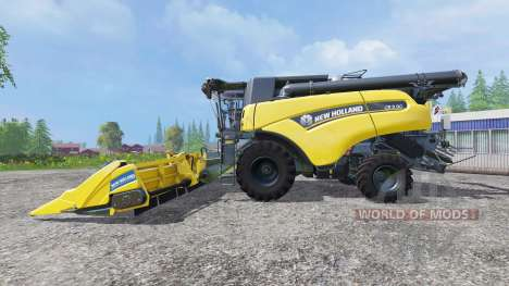New Holland CR9.90 v5.0 für Farming Simulator 2015