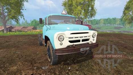 ZIL-130В1 pour Farming Simulator 2015