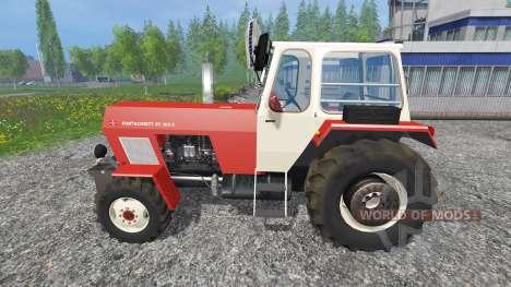 Fortschritt Zt 303C v2.1 für Farming Simulator 2015