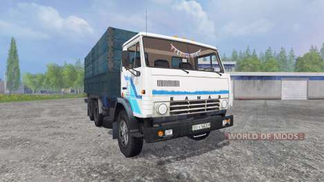 KamAZ-53212 v2.0 für Farming Simulator 2015