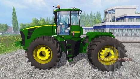 John Deere 9630 v4.0 für Farming Simulator 2015