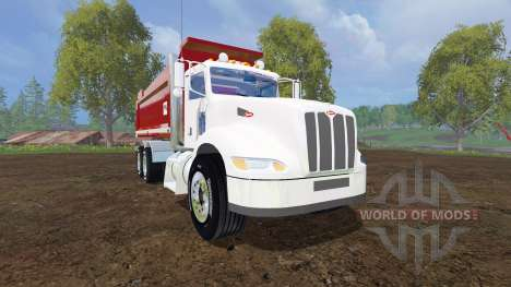 Peterbilt 384 [dump] für Farming Simulator 2015