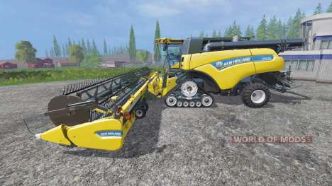 New Holland CR10.90 v2.0 für Farming Simulator 2015