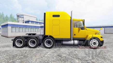 GAZ Titan v1.7 für Farming Simulator 2015