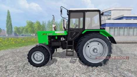 MTZ-82.1 Belarus [loader] v2.0 für Farming Simulator 2015