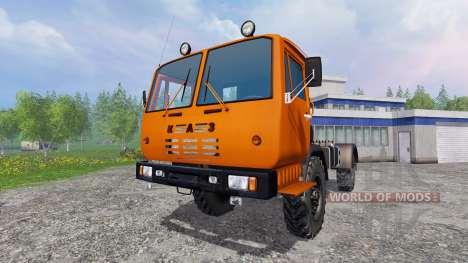 KAZ-4540 für Farming Simulator 2015