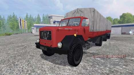 Magirus-Deutz 200D26 1964 für Farming Simulator 2015