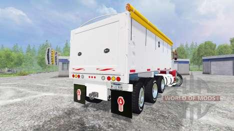 Kenworth T440 [dump] v2.0 für Farming Simulator 2015