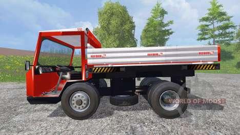 Reform Muli 550 für Farming Simulator 2015
