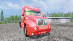 Kenworth T2000 [Coca-Cola Christmas]