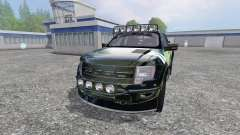 Ford F-150 Raptor [Halo Edition] v1.1