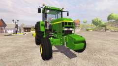 John Deere 7810 2WD pour Farming Simulator 2013