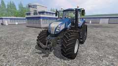 New Holland T8.435 [SmartTrax] für Farming Simulator 2015