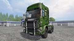 Scania R730 [euro farm] v0.9.5