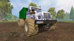 Ural-4320 [roues]