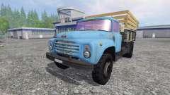 ZIL-130 [le silo]