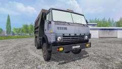 KamAZ-55111 v4.0