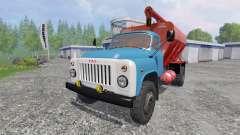 Die GAZ-53 ZSK v2.0
