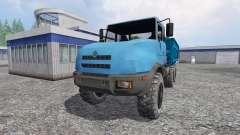44202-59 de l'Oural [camion]