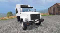 ГАЗ-4732 [John Deere-Dienst]