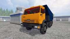 KamAZ-55111 2007 für Farming Simulator 2015
