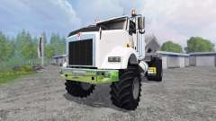 Kenworth T800 [spreader] für Farming Simulator 2015