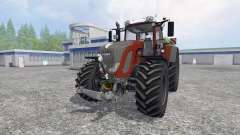 Fendt 936 Vario [red edition] pour Farming Simulator 2015