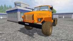 Ural-4320 [tracteur] v3.0