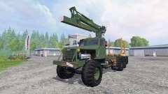 KrAZ-255 B1 [bois] v2.5