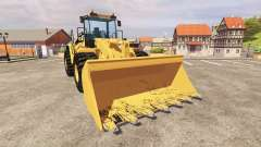 Caterpillar 980H v2.0 für Farming Simulator 2013