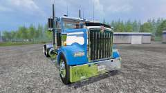 Kenworth W900L 2004 [day cab]