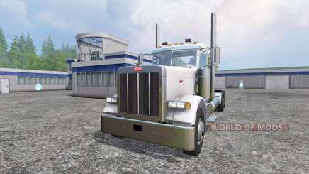 Peterbilt 379 [daycab] pour Farming Simulator 2015