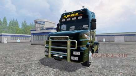 Scania T164 [Apache Demolition] pour Farming Simulator 2015