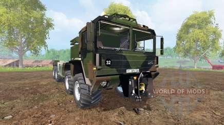 MAN KAT2 [agricultural] v2.0 für Farming Simulator 2015