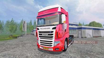 Scania R700 pour Farming Simulator 2015