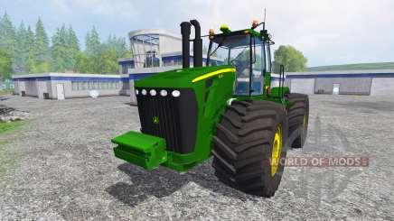John Deere 9630 v4.0 pour Farming Simulator 2015