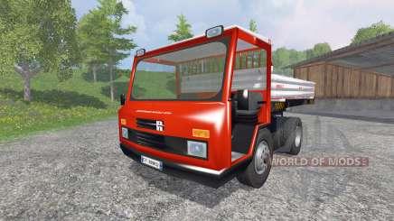 Reform Muli 550 pour Farming Simulator 2015