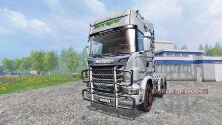 Scania R730 [euro farm] v0.9 für Farming Simulator 2015