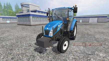 New Holland T4.75 2WD für Farming Simulator 2015