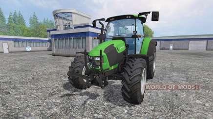Deutz-Fahr 5130 TTV FL pour Farming Simulator 2015