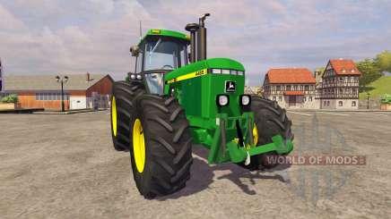 John Deere 4455 v1.2 pour Farming Simulator 2013