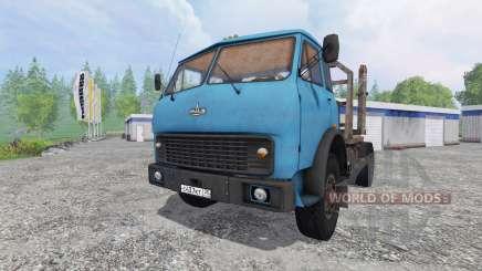 MAZ-509 v1.2 pour Farming Simulator 2015