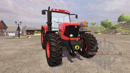 Kubota M135X v2.0 für Farming Simulator 2013