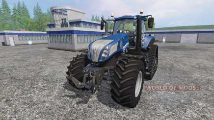 New Holland T8.435 [SmartTrax] pour Farming Simulator 2015