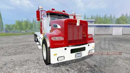 Kenworth T440 v5.0 pour Farming Simulator 2015
