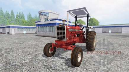 Farmall 1206 Turbo 1965 pour Farming Simulator 2015